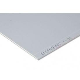 Гипсокартон Knauf Диамант 12,5 мм 1,2х2,5 м