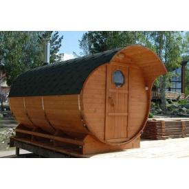 Будівництво лазні з дерева за проектом