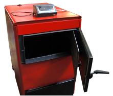 Котел твердопаливний з вентилятором Проскурів АОТВ-100 6 мм