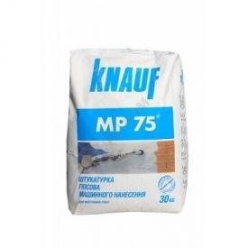 Штукатурка машинного нанесения Knauf МР 75 30 кг
