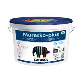 Силиконовая фасадная краска Muresko-Premium В 1 10 л