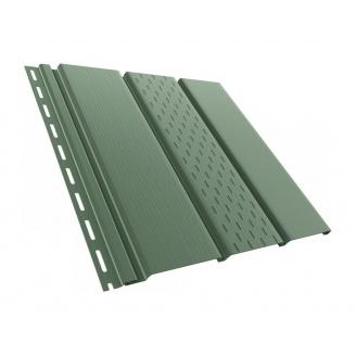 Софіт BRYZA перфорований 4000х305 мм зелений
