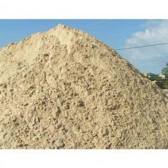 Пісок яружний будівельний 25 т