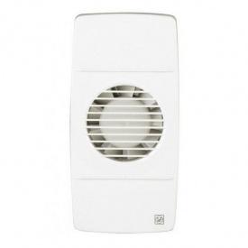 Вентилятор осьовий Soler&Palau EDM 80 L 13 Вт 80 м3/год 124х250 мм білий