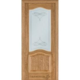 Межкомнатная дверь TERMINUS Classic Модель 03 под стекло дуб светлый