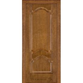 Межкомнатная дверь TERMINUS Classic Модель 08 глухая дуб тёмный
