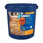 Лак паркетний SMILE SL-44 глянцевий акрило-поліуретановий 2,3 кг