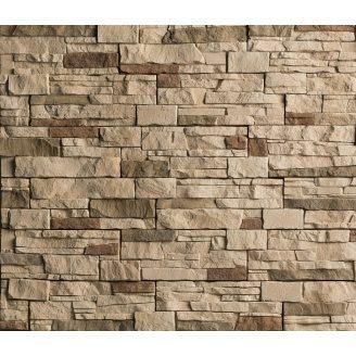 Плитка бетонная Einhorn под декоративный камень Небуг-1085, 100х250х25 мм