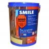 Лак акриловий SMILE SL-42 глянцевий 0,7 кг каштан