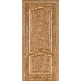 Міжкімнатні двері TERMINUS Classic Модель 03 полотно глухе дуб світлий