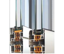Віконно-дверна система Alumil M11500 холодна 59 мм
