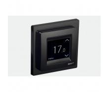 Терморегулятор з сенсорним дисплеєм DEVI DEVIreg Touch чорний