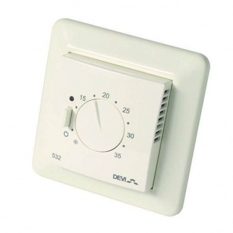 Терморегулятор електронний DEVI DEVIreg 532