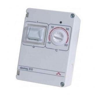 Терморегулятор герметичний DEVI DEVIreg 610 0,93 Вт
