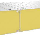 Сэндвич-панель Прушиньски PIRTECH Standart ST стеновая 1169х120 мм