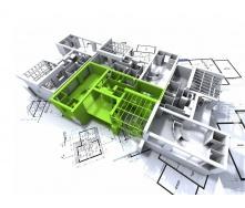 Комплексное проектирование здания