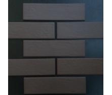 Фасадна плитка клінкерна Paradyz NATURAL BROWN DURO 24,5x6,6 см