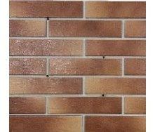 Фасадная плитка клинкерная Paradyz AQUARIUS BROWN 24,5x6,5 см