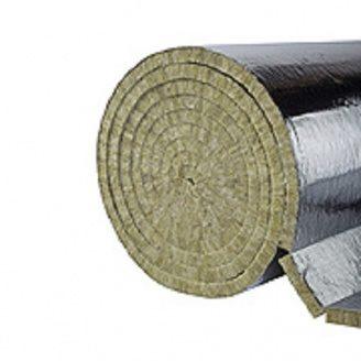 Мат ламельний PAROC Hvac Lamella Mat AluCoat FIX на самоклейці 40 мм