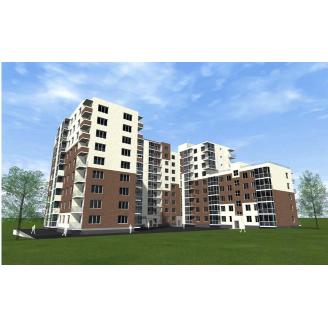Проектирование многоквартирного жилого дома
