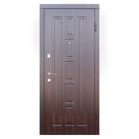Входная дверь Portala Люкс Mottura Квадро металлическая 850х2040 мм