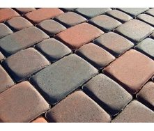 Тротуарная плитка Brukland Старый город 60 мм