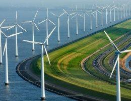 В Украине создали инновационную ветровую установку – эффективность больше на 40%