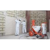 Машинне оштукатурювання стін