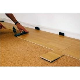Монтаж ламінату на поверхню підлоги