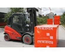 Газоблок Аерок D300 гладкий 300х200х600 мм Березань