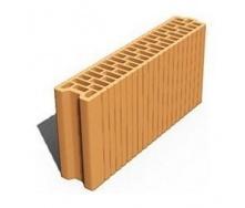 Керамический блок Leier LeierPLAN 11,5 N+F 100x500x249 мм