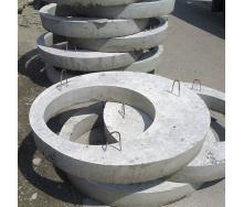 Плита перекрытия колодца крышка БЗСК 1ПП 15-2 1680х150 мм 0,68 т