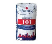 Клеевая смесь POLIREM 101 25 кг