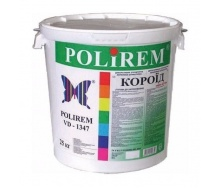 Штукатурка декоративная POLIREM VD-1347 барашек 25 кг