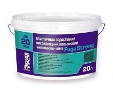 Затирка для швов Полипласт Fuga Strong 5 кг