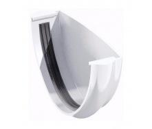 Заглушка желоба ТехноНИКОЛЬ 125 мм белый