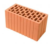 Керамический блок СБК КЕРАМКОМФОРТ 2NF М125 250х120х138 мм