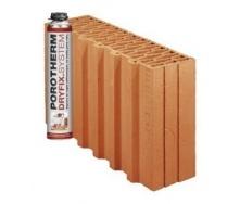 Керамический блок Porotherm PTH 38 1/2 P+W Dryfix 380x124x249 мм