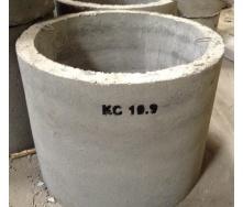 Кольцо колодца БЗСК КСE 10-9 стеновое 1000х890 мм 0,6 т