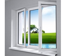 Металлопластиковое окно ALMplast Maco 1500х1200 мм