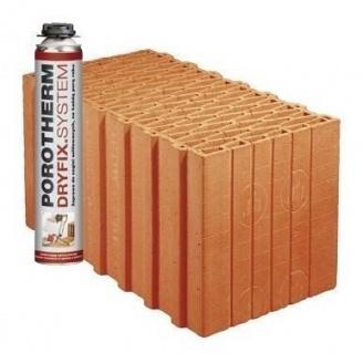 Керамический блок Porotherm PTH 44 P+W Dryfix 440x248x249 мм