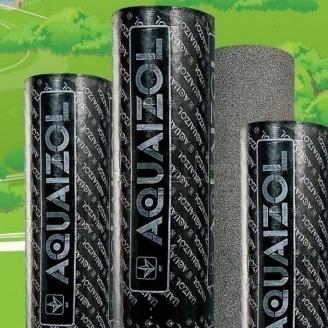 Еврорубероид Aquaizol АПП-ПЭ-4,5-П 1x10 м