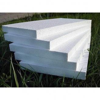 Пенополистирольная плита Фасад Эко ПСБ-С-25 100х500х1000 мм