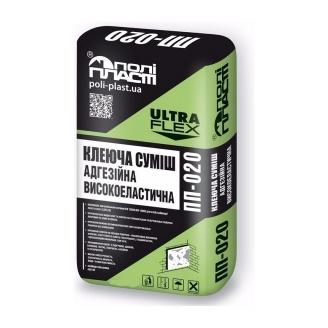 Смесь Полипласт ПП-020 25 кг белый