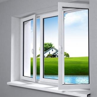 Металопластикове вікно ALMplast Maco 1500х1200 мм