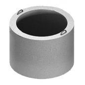 Кольцо стеновое пазогребневое КСЕ 10-9 бетон В15 1160х80х890 мм