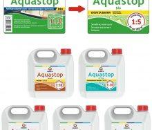 Рестайлинг линейки грунтовок-концентратов Aquastop