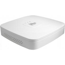 4-канальный IP-регистратор Dahua DH-NVR4104-P-4KS2