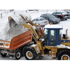 Очищення доріг від снігу