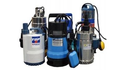 Как работает насос для воды?